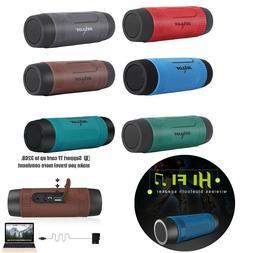 S1 Wireless Bluetooth Speaker Subwoofer Bass MP3 Player Powe