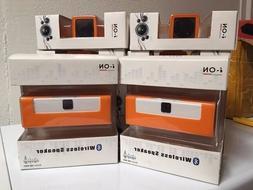 SEAL--Coolmax ISB-5001 Stereo Wireless Bluetooth Speaker 3.5