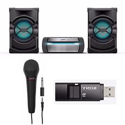 Sony SHAKEX10 High Power Home Audio System with Bluetooth Mi