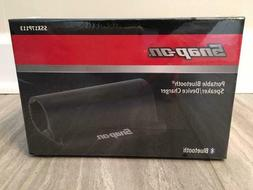 Snap On Portable Bluetooth Speaker/device Charger SSX17P113