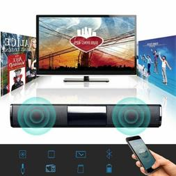 SOUND BAR TV Home Theater 3D Wireless Bluetooth Speaker Soun