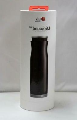 Sound 360 Degrees Bluetooth Speaker - Black - Pair & Play TV