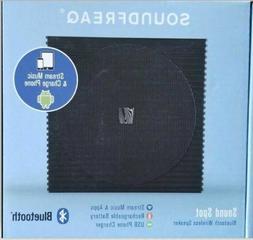 Soundfreaq Sound Spot Bluetooth Portable Speaker 7 Hr. Recha