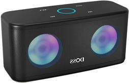 DOSS SoundBox Plus Portable Wireless Bluetooth Speaker, 20H