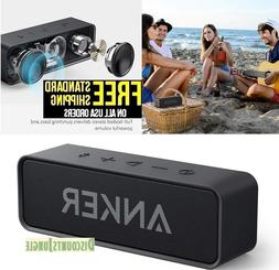 Anker Soundcore Bluetooth Speaker Loud Stereo Sound Rich Bas