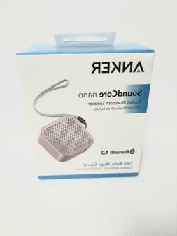 Anker SoundCore Nano Pocket Bluetooth 4.0 Speaker Tiny Body