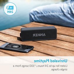 Anker SoundCore2 Wireless Bluetooth portable Speaker Extende
