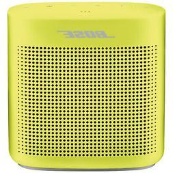 Bose SoundLink Color Bluetooth Speaker II - Yellow citrus