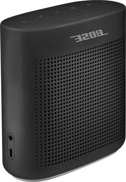 Bose - Soundlink Color Portable Bluetooth Speaker II - Black