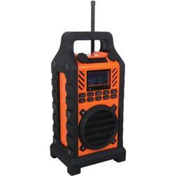 SYLVANIA SP303 ORANGE Bluetooth Outdoor Water-Resistant Spea