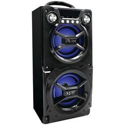 SYLVANIA SP328-BLACK Bluetooth Speaker with Speakerphone