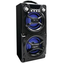 Sylvania SP328-BLACK Bluetooth Speaker