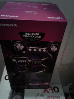 SYLVANIA SP328 Bluetooth Speaker with Speakerphone Black