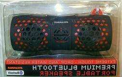 sp353 water resistant rugged portable bluetooth speaker