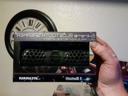 SYLVANIA SP353 Waterproof Rugged Portable Bluetooth Speaker