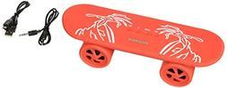 Sylvania Sp490-red Bluetooth Skateboard Speaker