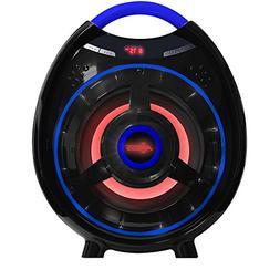 AXESS SPBT1051 Portable Bluetooth 2.1 Hi-Fi Media Speaker wi