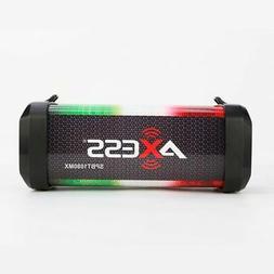AXESS SPBT1080 Personal Bluetooth Media Speaker +USB/SD/FM/A