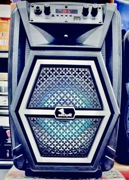Speaker bluetooth  5000 Watt P.M.P.O /fm/aux/mic/usb/ Sky Cu