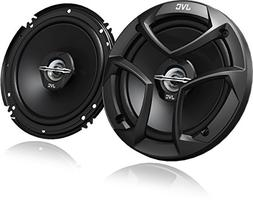 JVC Speaker - 30 W RMS - 300 W PMPO - 2-way - 2 Pack - 35 Hz