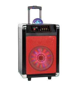 Speaker System - 18 W RMS - Portable - Battery Rechargeable