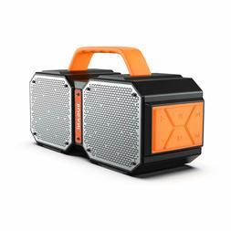 BUGANI Bluetooth Speakers Waterproof Outdoor Speakers Blueto