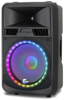 Dolphin SPX-180BT ELITE Series 15 Inch DJ Party Speaker with