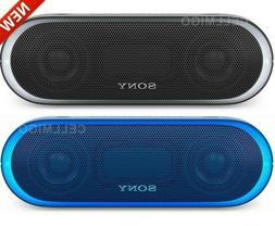 Sony SRS-XB20 Extra Bass Portable Wireless Bluetooth, Water
