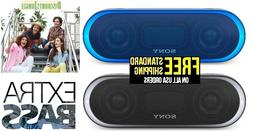 Sony SRS-XB20 Portable Water-resistant  Bluetooth Speaker Ex