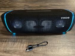 Sony SRS-XB43 Portable Extra Bass Bluetooth Speaker NFC SRSX