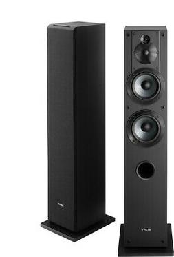 Sony SS-CS3 - 145 W PMPO Speaker - 3-way - 1 Pack - Black -