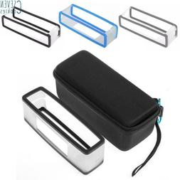 Storage Case Bag + Soft Cover For Bose-Soundlink Mini I II 2