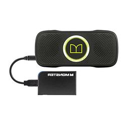Monster SuperStar BackFloat Waterproof Bluetooth Speaker and