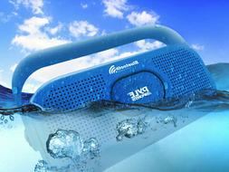 Pyle Surf Sound Waterproof Bluetooth Shower Speaker and Call