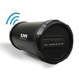 Pyle Surround Portable Boombox Bluetooth Speaker, Set Of 1,
