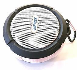 360 Degree surrounded sound rugged bluetooth Speaker built i