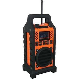 SYLVANIA  ORANGE Bluetooth Outdoor Water-Resistant Speaker