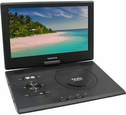 Sylvania SDVD1332 13.3-Inch Swivel Screen Portable DVD Playe