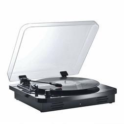 Musitrend T1107 Turntable Speaker Vinyl mp3 Record Player LP