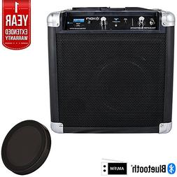 Ion Audio  Tailgater Bluetooth Compact Speaker System with M