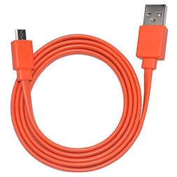 Tour Flat Charging Power Supply Cable Cord Line for JBL Wire