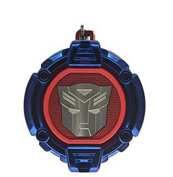Transformers:Bluetooth v4.2 Speaker LED Autobot Symbol Proje