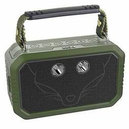 Doss Traveler Outdoor Waterproof Bluetooth Speaker Waterproo
