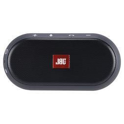 JBL Portable Bluetooth Speaker With Visor Mount Hands Kit in Black Jb TRIP
