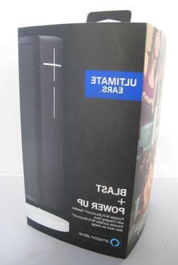 ue blast portable bluetooth speaker power up