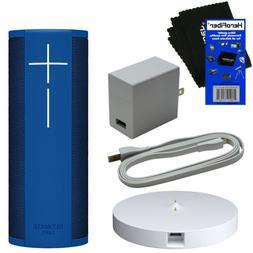 Ultimate Ears ue MEGABLAST Portable Wi-Fi Bluetooth Speaker,