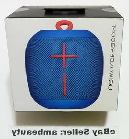 WONDERBOOM Waterproof Bluetooth Speaker - Subzero Blue