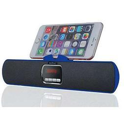 LarKoo Ultra Portable Wireles Rechargeable Handsfree Bracket