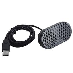 USB <font><b>Speaker</b></font> Portable Loudspeaker Powered
