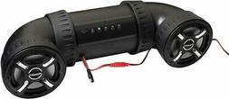 Bazooka UT6200 6 Inch ATV-Tube Off Road Bluetooth Speaker Sy